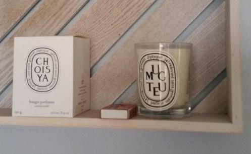 Diptyque Choisya and Muguet Candles - 6.5 oz each