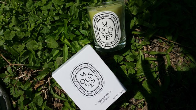 Diptyque Mousses Candle