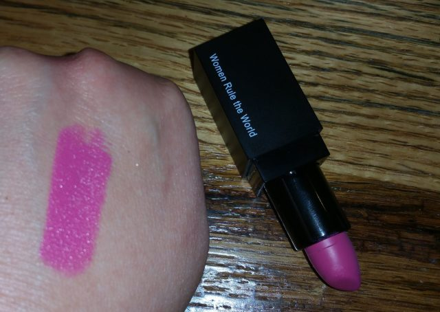 RealHer Lipstick in Women Rule the World