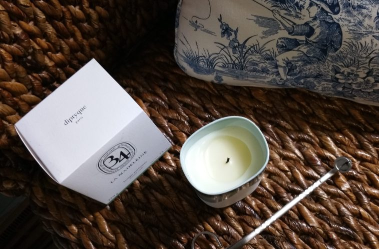Diptyques La Madeleine candle