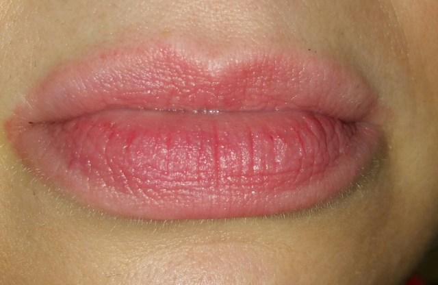 Erborian Matte Lip Soft-As-Powder Lip Balm Swatch Review