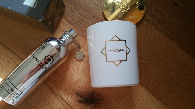 Montale Paris Chocolate Greedy Perfume and Candle
