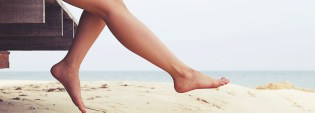 Flaunt smooth and stubble-free legs with laser hair removal