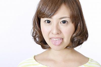 口臭の原因の6割は、この「舌苔」にあるといわれています