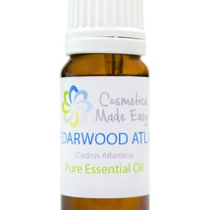 Cedarwood Atlas (Cedrus Atlantica) Essential Oil