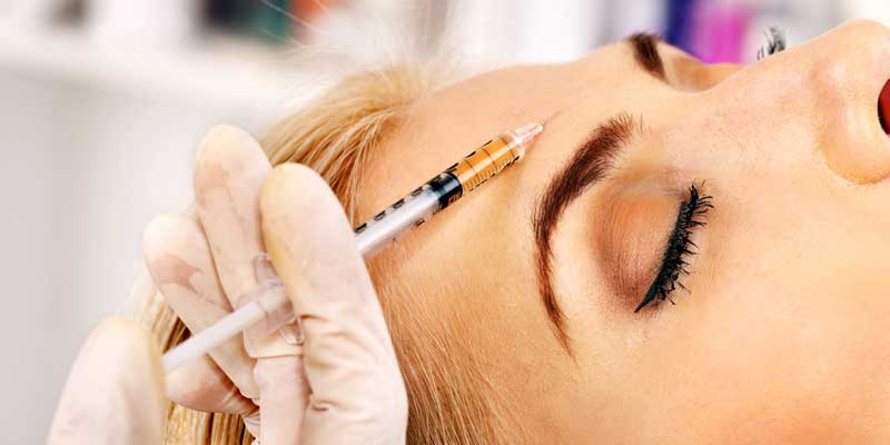 Los Angeles Botox and Fillers Cosmetic Procedure - Dr. Tavoussi