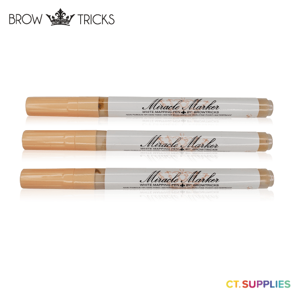 Brow Tricks Miracle Marker Nude UK 3 Pack