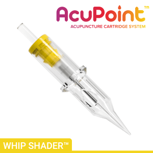 AcuPoint Whip Shader Acupuncture Tattoo Needle Cartridge