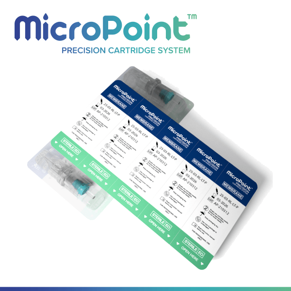MicroPoint Blister Package PMU Needle