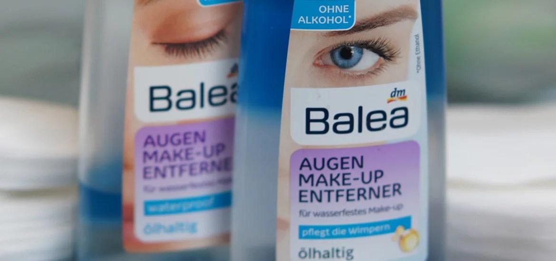 Balea Eye Makeup Remover