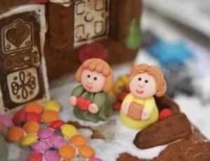Hänsel und Gretel, Гензель и Гретель из сказки о пряничном домике