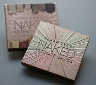 Ubran Decay Naked Ultimate Basics