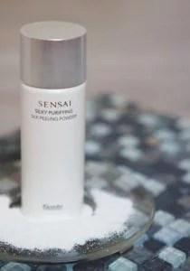 Пилинг Sensai Silk Peeling Powder