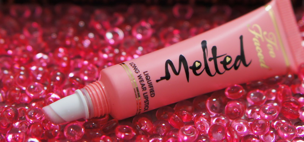 Too Faced Melted, оттенок Melted Frosting