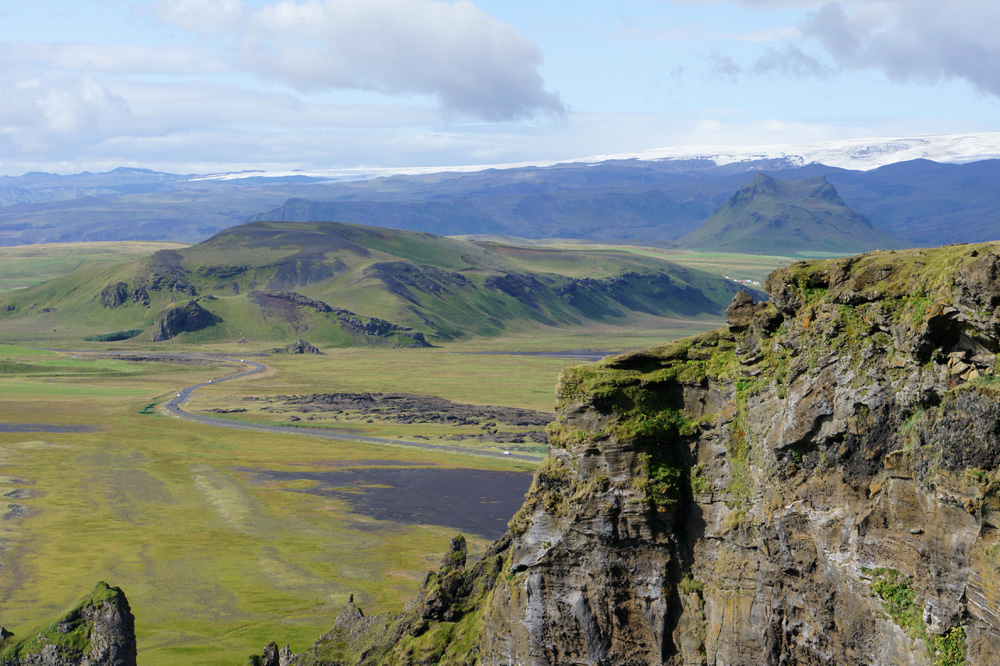 Dyrholaey & Reynisfjara Iceland Eyjafjallajökull