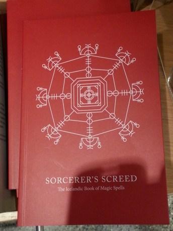 Sorcerer's Screed