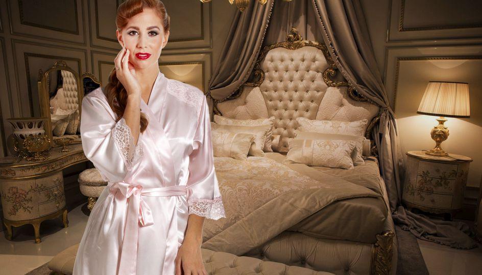 Cosmic Girl Clothing Satin Nightwear