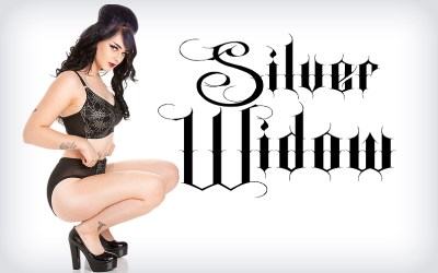 Silver Widow – Cosmic Girl has gone darker!