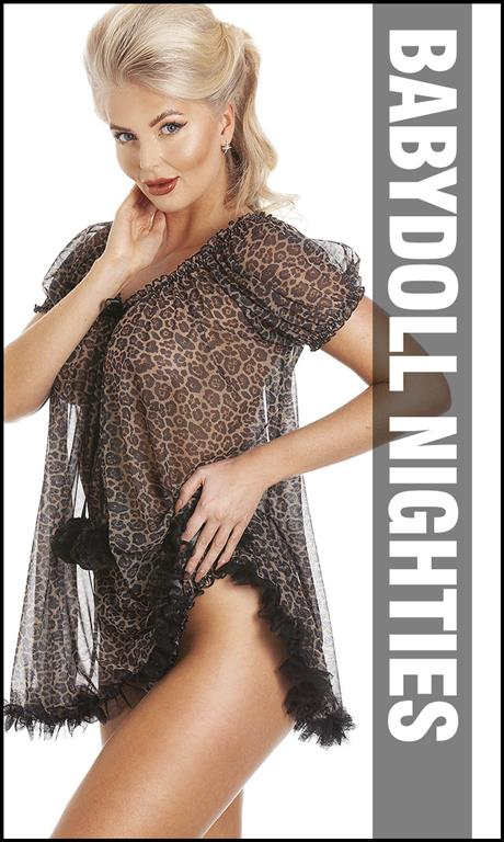Babydoll Nighties