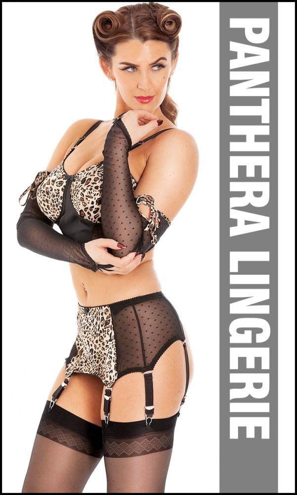 Panthera Lingerie