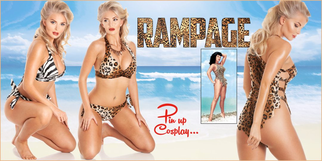 Rampage collection from Cosmic Girl Clothing