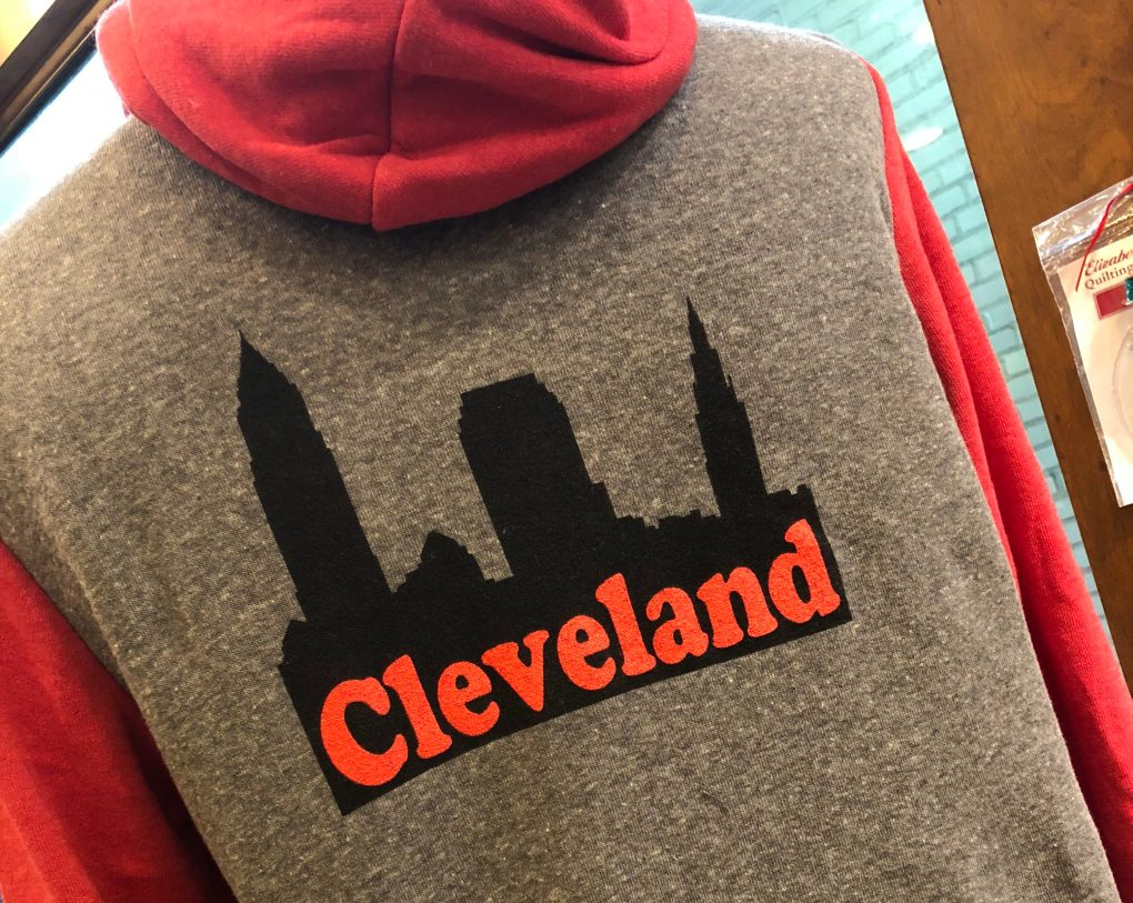 Custome Apparel Cleveland