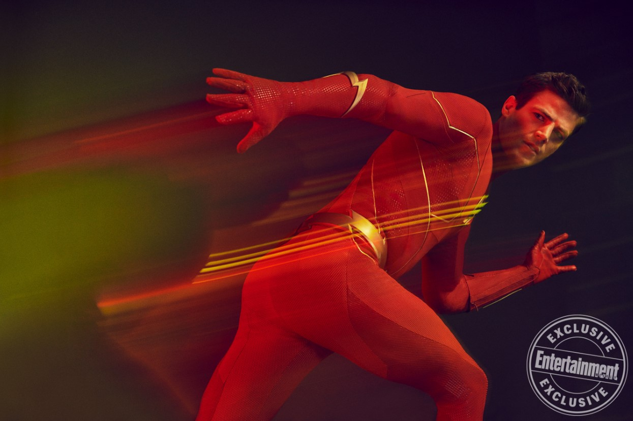 the flash season 6 trailer poster