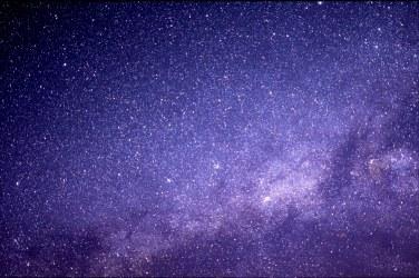 2013-10-26: Milky Way in Norma Region - 4 x 30s, 50mm, f/1.4, ISO 3200.