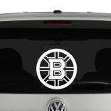 Boston Bruins Vinyl Decal Sticker