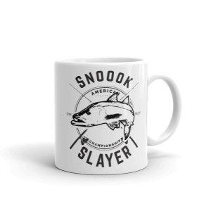 Snook Slayer Snook Fishing Lover Coffee Mug