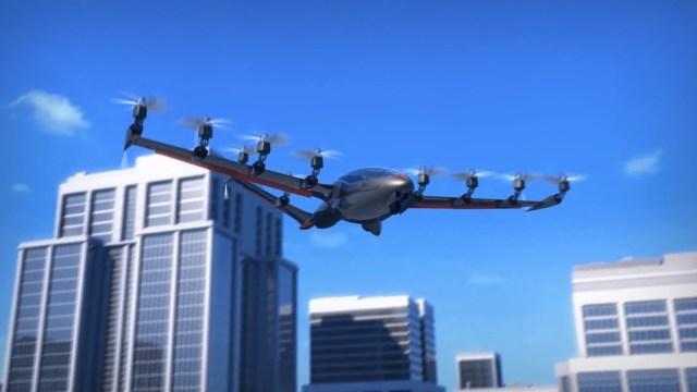 Image: Air taxi