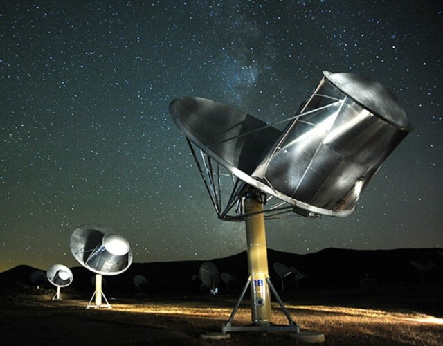 Image: Allen Telescope Array