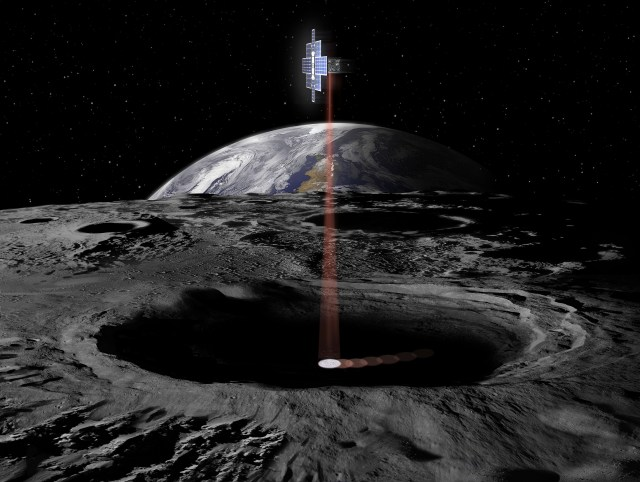 Image: Lunar Flashlight