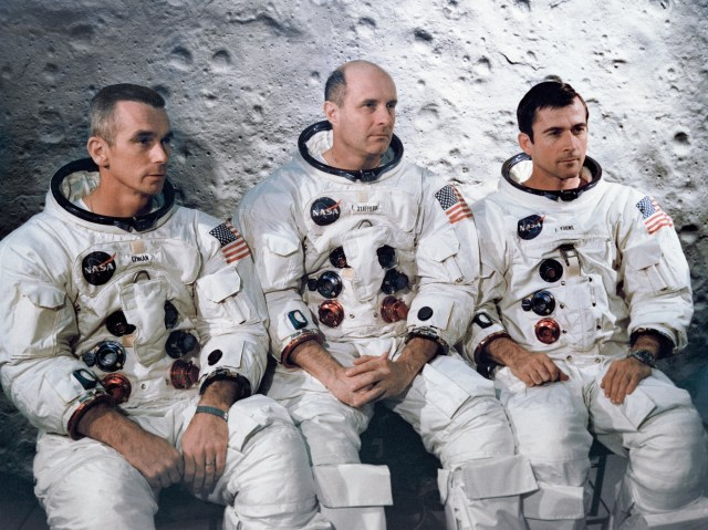 Image: Apollo 10 crew