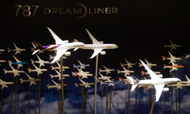 Image: Model airplanes