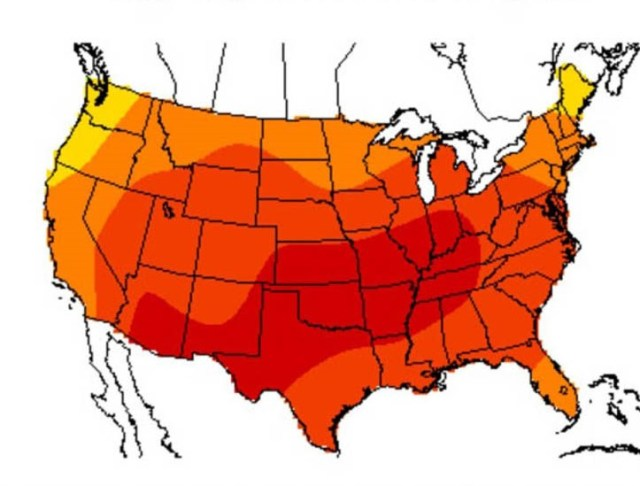 Image: Heat map
