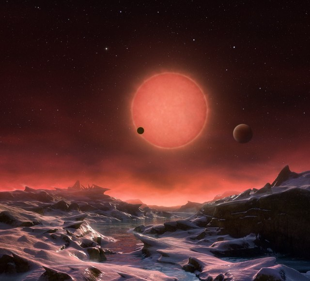 Image: TRAPPIST-1 planet
