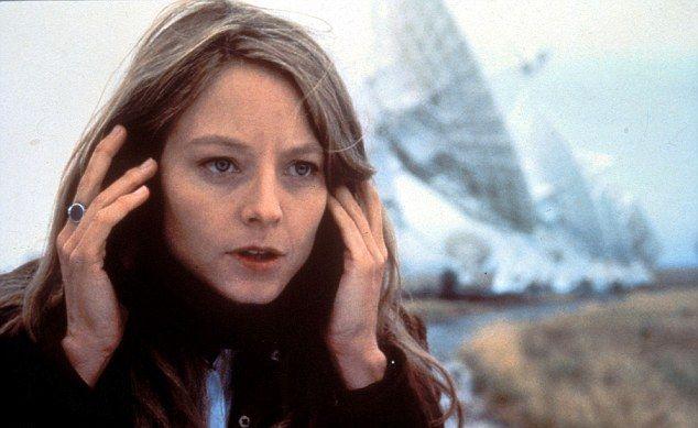 "Image: Ellie Arroway in ""Contact"""