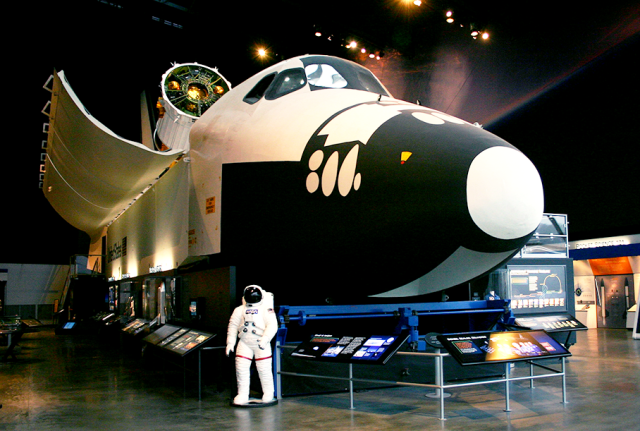 Image: Shuttle trainer