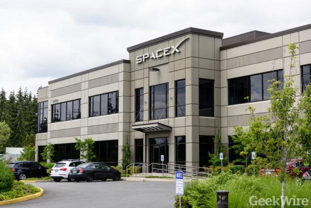 Image: SpaceX Redmond