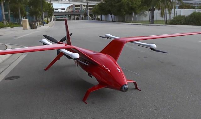 Image: Zelator drone