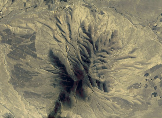 Image: Chinese mountain