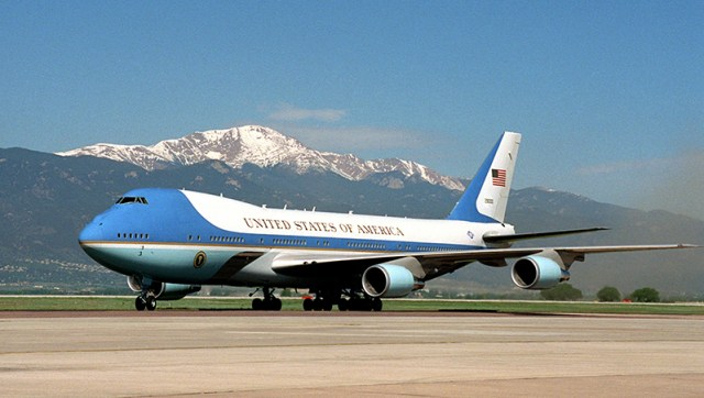 The current Air Force One planes were built more than a quarter-century ago. (White House Photo)