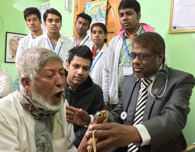 Bangladesh app trial