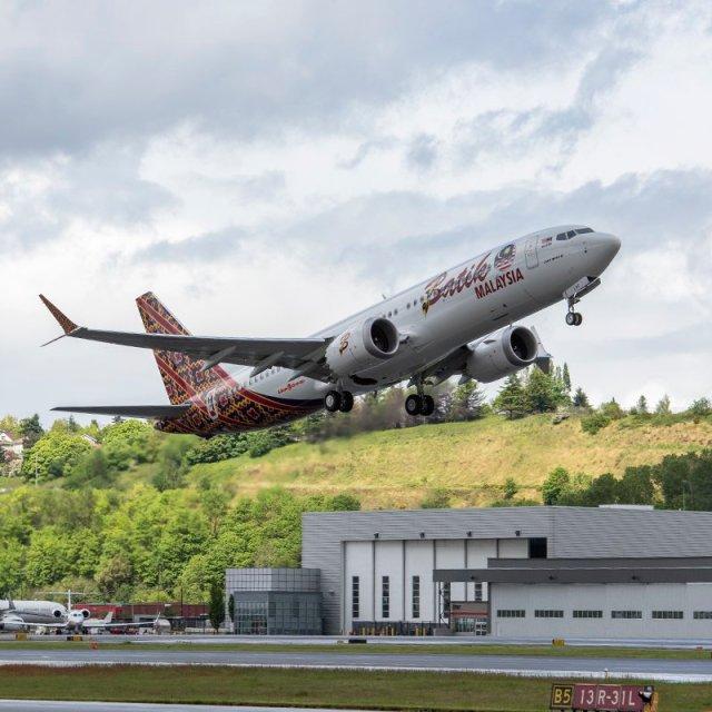 Malindo Air 737 MAX