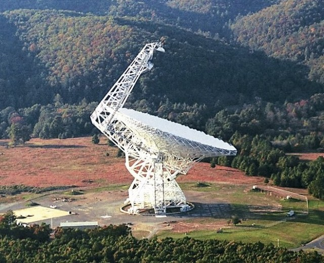 Green Bank Telescope