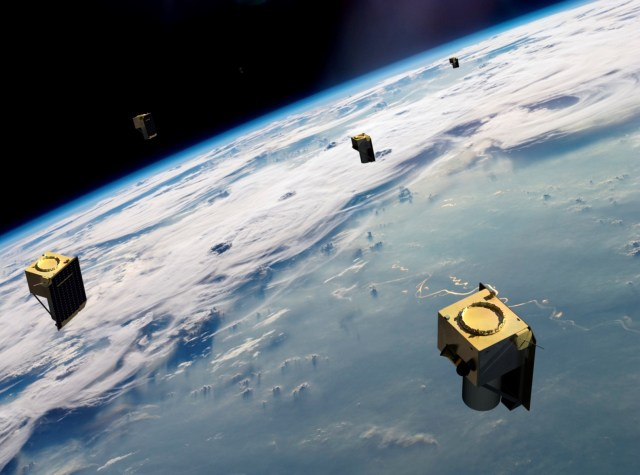 Global satellites