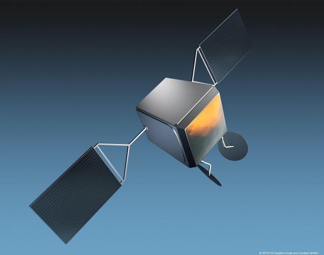 Airbus satellite