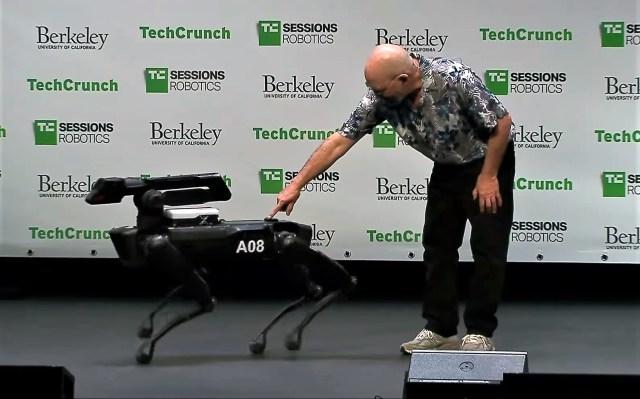 SpotMini robotic dog
