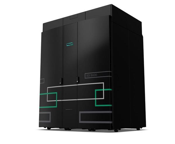 HPE supercomputer